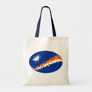 Bolso Gnarly de la bandera de Marshall Islands Bolsas