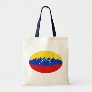Bolso Gnarly de la bandera de Venezuela Bolsas
