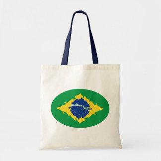 Bolso Gnarly de la bandera del Brasil