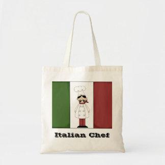 Bolso italiano del cocinero #6 bolsa tela barata