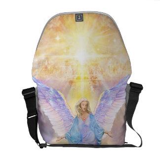 Bolso Messenger Cielo V056 y ángel de la tierra