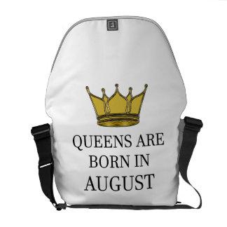 Bolso Messenger El Queens nace en agosto