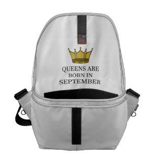 Bolso Messenger El Queens nace en septiembre