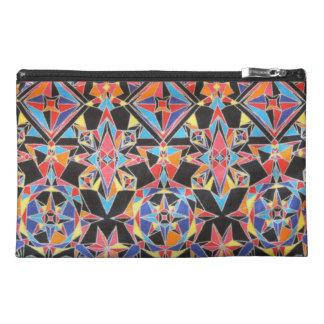 Bolso multicolor del diseño de la prisma