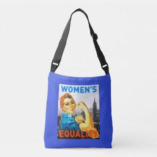Bolso para mujer de la igualdad
