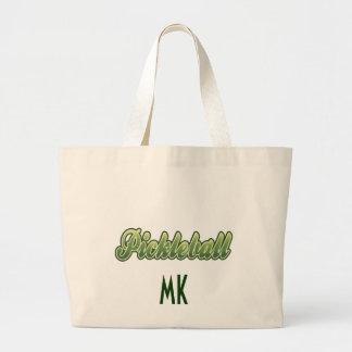 Bolso personalizado del engranaje de Pickleball Bolsa De Tela Grande