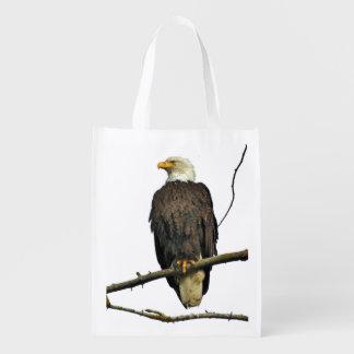 Bolso reutilizable con el águila