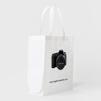 Bolso reutilizable con Photocamera