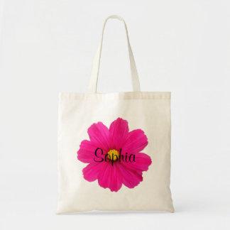 bolso rosado femenino lindo personalizado del