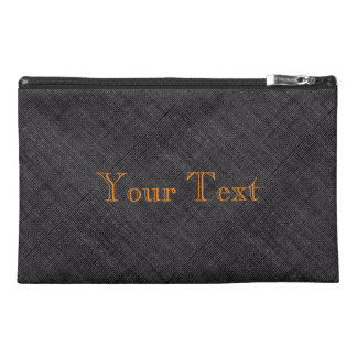 Bolso texturizado gris personalizado