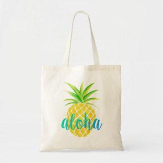 Bolso tropical de la turquesa de la hawaiana de la
