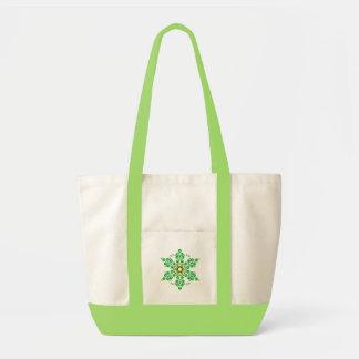 Bolso verde de Sixstar Bolsas