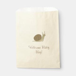 Bolsos agradables del caramelo del favor de la bolsa de papel