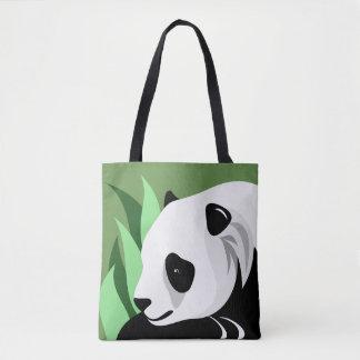 Bolsos del amante del oso de panda