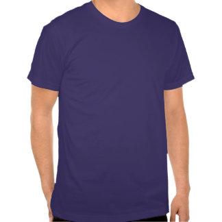 Bolsos del dinero; Azul Camisetas