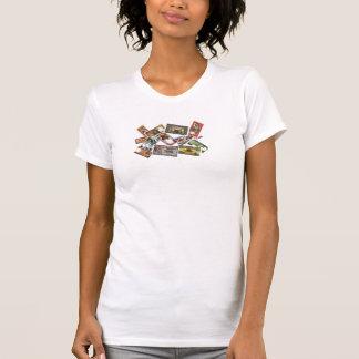 BOLSOS del DINERO de T-Shurt Camisetas