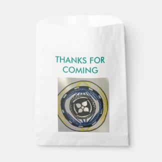 bolsos del fiesta bolsa de papel