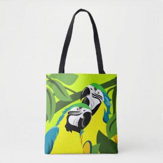 Bolsos del Macaw del loro