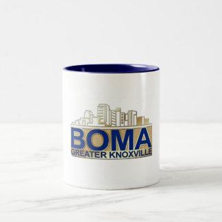 BOMA de la mayor taza de Knoxville