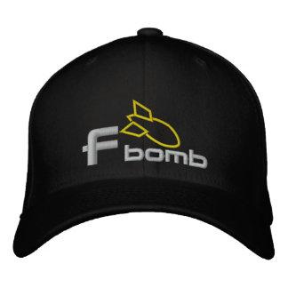 Bomba de F Gorra De Beisbol Bordada