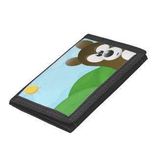Bomba de foto divertida del oso del dibujo animado