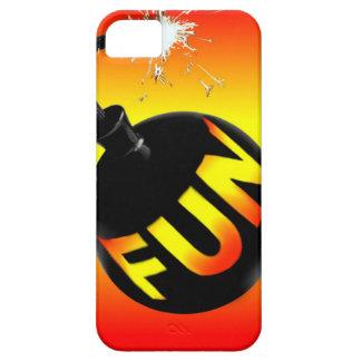 bomba de la diversión iPhone 5 protector
