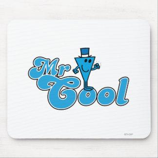 Bomba feliz del puño de Sr. Cool el | Alfombrilla De Ratón