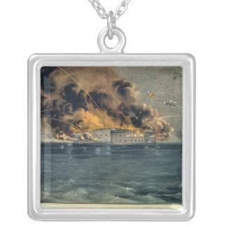 Bombardeo del fuerte Sumter Grimpolas