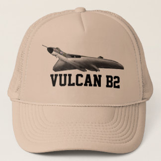 Bombardero B2 de Avro Vulcan Gorra De Camionero