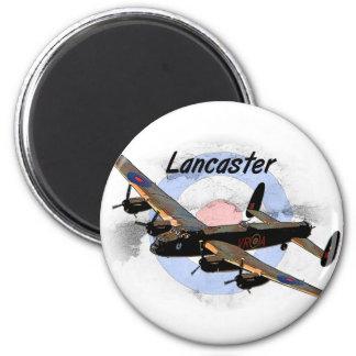 Bombardero de Lancaster Imán Para Frigorifico