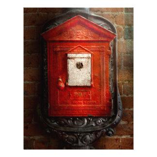 Bombero - la caja del fuego tarjetones