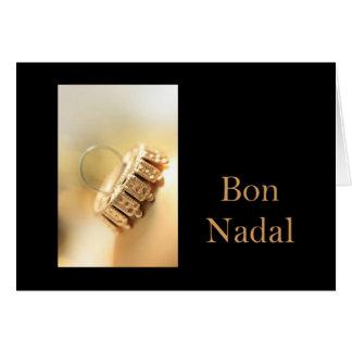 Bon Nadal - Occitan/tarjeta de Navidad catalana