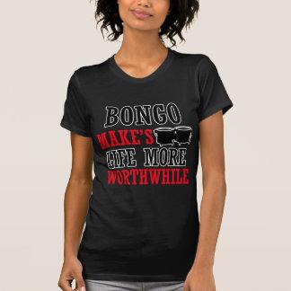 bongo png camisetas