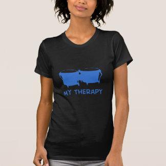 Bongos mis diseños de la terapia camiseta