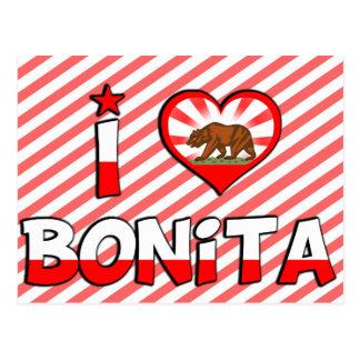Bonita CA Tarjeta Postal