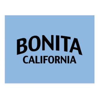 Bonita California Tarjeta Postal