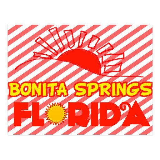 Bonita Springs, la Florida Tarjetas Postales
