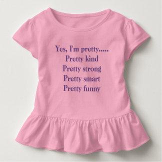 bonito camiseta de bebé