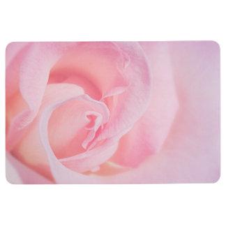 Bonito en rosa alfombra