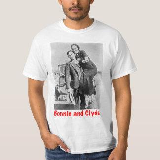 Bonnie y Clyde Camiseta