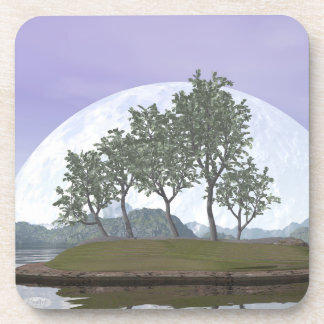 Bonsais del pino - 3D rinden Apoyavasos