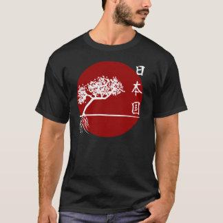 Bonsais japoneses camiseta