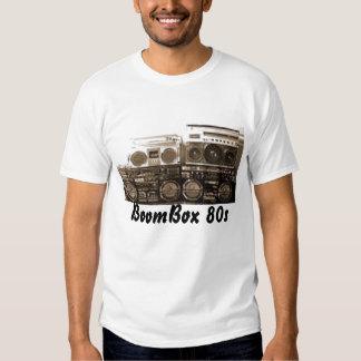 BoomBox 80s Camiseta