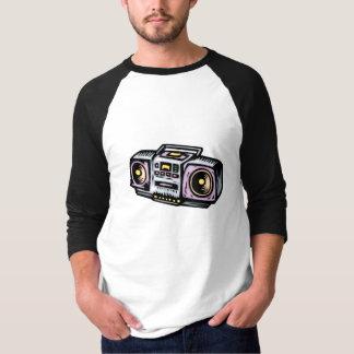Boombox Camiseta