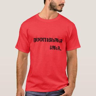 Boomshakalaka. Camiseta