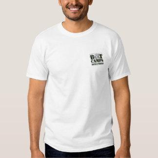 Bootcamp con un propósito camisetas
