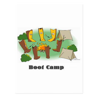Bootcamp Postal