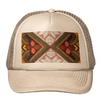Bordado del vintage gorras