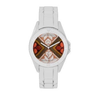 Bordado del vintage relojes de mano