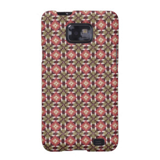 Bordado retro funda galaxy s2